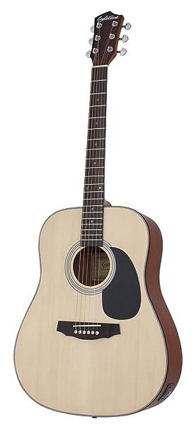 EAGLETONE RIVERSIDE EQ MADERA NATURAL guitarras acústicas eléctricas popular eléctrica acústica: Amazon.es: Instrumentos musicales