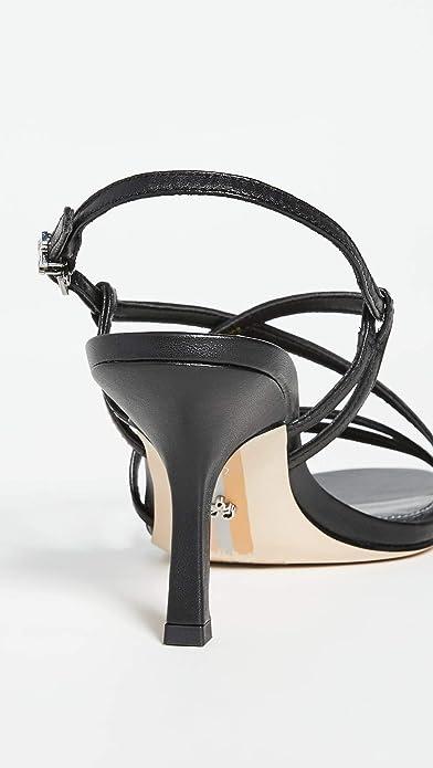 Sam Edelman Femme F5794l1001black Noir S