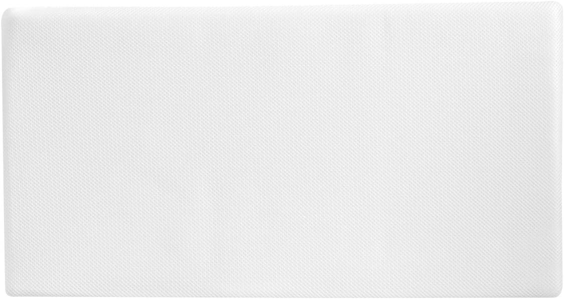 Fabrication fran/çaise Inclinaison 15/° 60 x 35 cm- Pour lit 60 x 120 cm Ptit Lit Plan inclin/é b/éb/é Ventil/é Evite la r/égurgitation D/éhoussable R/égule la transpiration