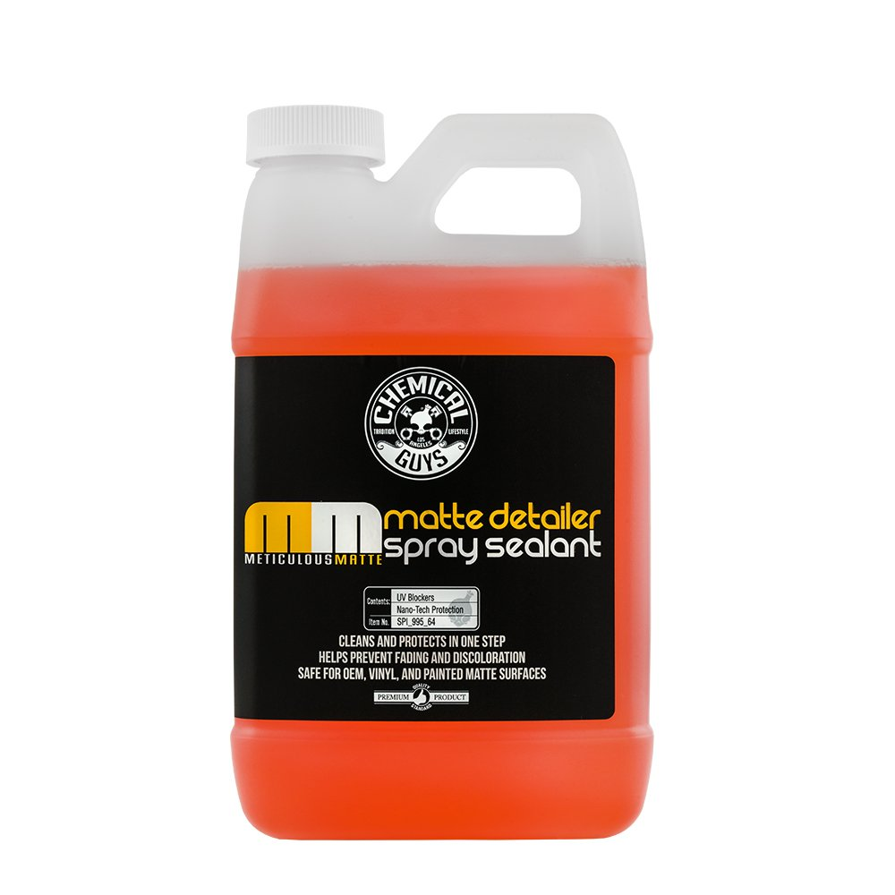Chemical Guys SPI_995C04 Meticulous Matte Detailer and Spray Sealant (1 Gal) (Case of 4)