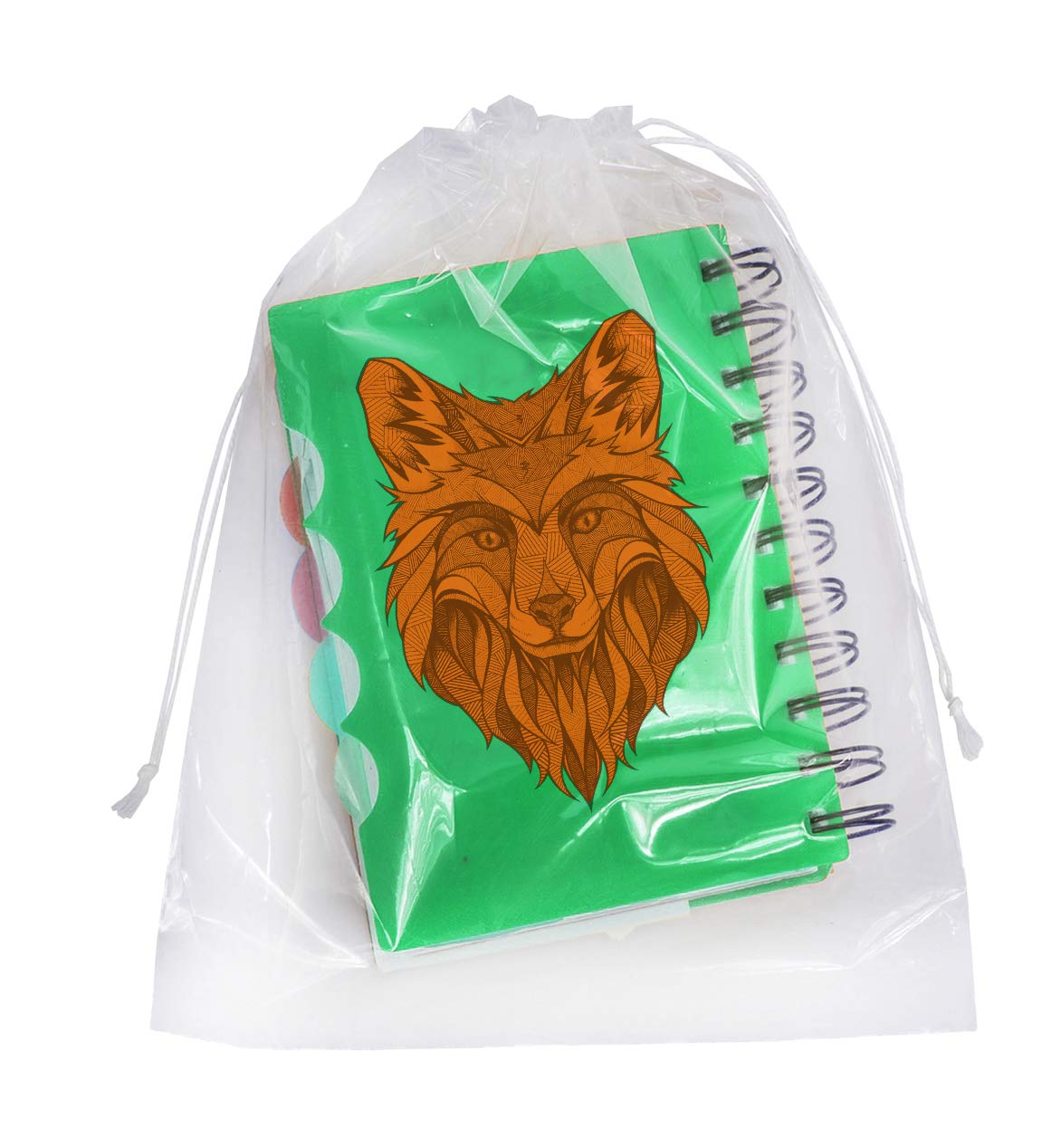APQ Pack of 50 Clear Drawstring Bags 10 x 14. Double Cotton Drawstrings Polyethylene Bags 10x14. Thickness 2 mil. Plastic Bags for Packing and Storing. Ideal for Industrial and Business Applications. by APQ Supply