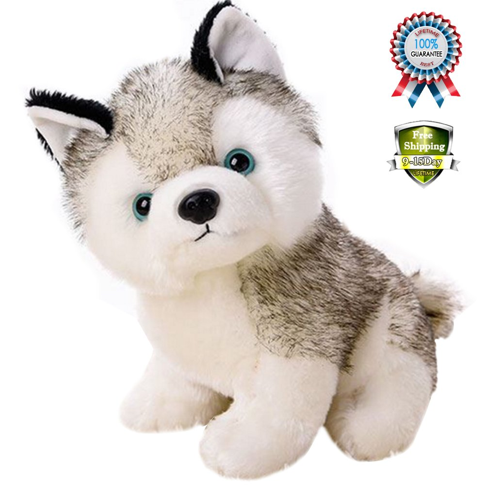 Realistic Dog Stuffed Animals For Kids