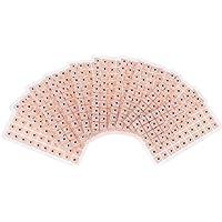 Healifty 1200 unids desechables Ear Press Semillas acupuntura