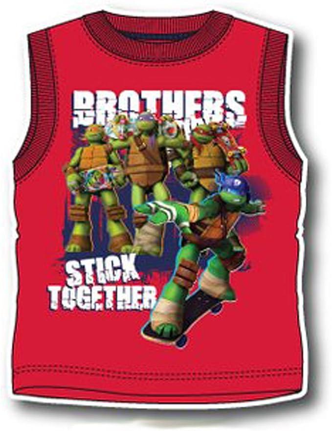 Ninja Turtles - Código OE1298 - Camiseta de tirantes, sin