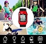 Kids Digital Sport Watch Outdoor Waterproof Watch