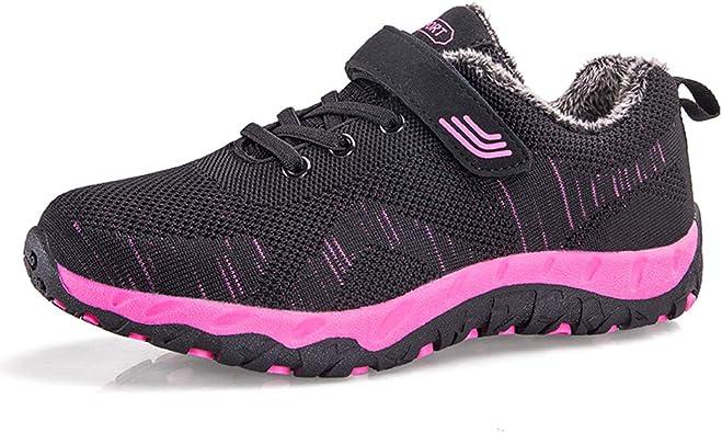 Women Walking Shoes Winter Warm Anti