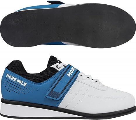 More Mile Chaussures More Lift 4, pour homme et femme, haltérophilie ou Cross Fit.