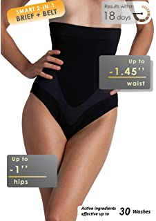 a52c23c383 Amazon.com  Anti cellulite slimming short pants with caffeine ...