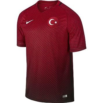 Nike Selección de Fútbol de Turquía 2015/2016 - Camiseta Oficial, Talla 2XL: Amazon.es: Zapatos y complementos