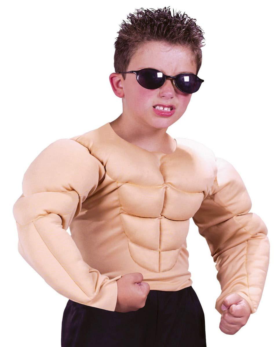 Horror-Shop El Hombre del músculo del niño del Traje de L ...
