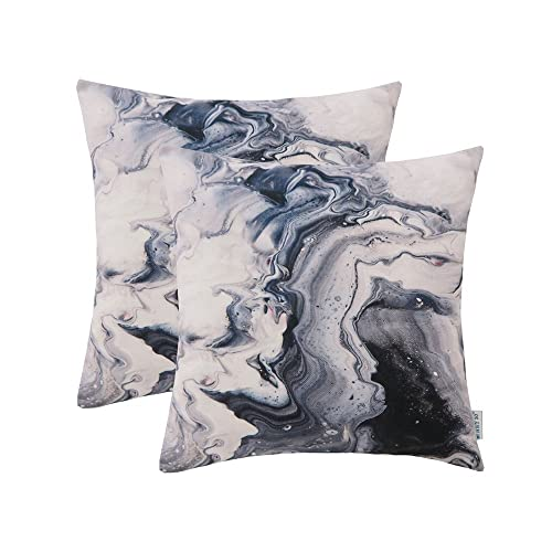 HWY 50 Soft Decorative Throw Pillow Covers Sets Cushion Cases Couch Sofa  Bed Living Room Thicken