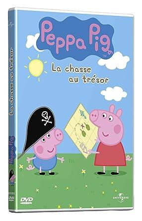 Peppa Pig La Chasse Au Trésor Amazon Co Uk Dvd Blu Ray