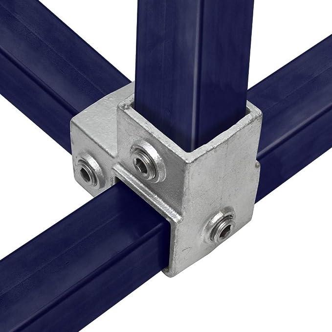 Acople conector para tubos con salida recta GAH-Alberts 426347 XD