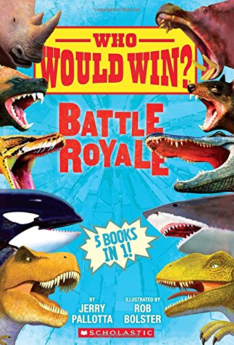 - Who Would Win?: Battle Royale