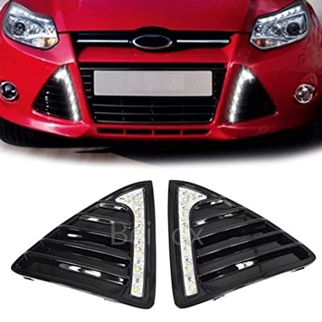 amazon com motorfansclub led daytime running light fog light ford