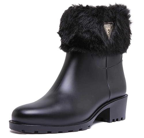 GUESS VENAT Botines/Low Boots Mujeres Negro - 36 - Botas de caña Baja: Amazon.es: Zapatos y complementos