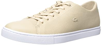 bf43d914d Lacoste Women s Showcourt LACE 116 1 Fashion Sneaker Natural 5 ...