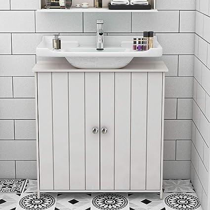 Pleasant Amazon Com Soges Bathroom Vanity Cabinet Under Sink Download Free Architecture Designs Scobabritishbridgeorg