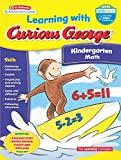 img - for Learning with Curious George Kindergarten Math book / textbook / text book