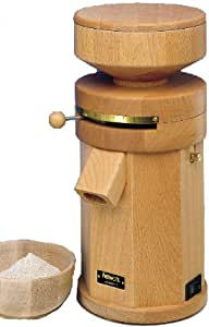 hawos Oktagon 1 Stone Grain Flour Mill 110 Volt