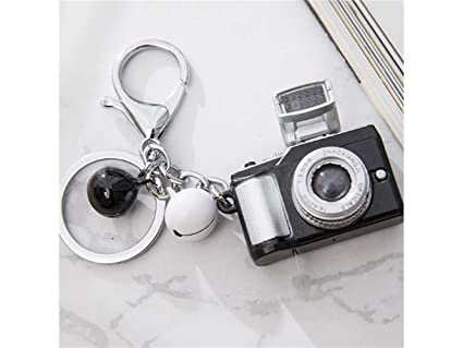 Amazon.com  Special Cartoon Childlike Creative Mini Camera Keyring ... 2d4b269868
