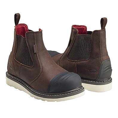 2386848a36d Avenger Men's Waterproof Romeo Wedge Work Boot Composite Toe - A7505