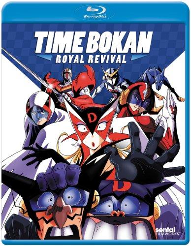 Blu-ray : Time Bokan: Royal Revival (Blu-ray)