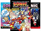 img - for Sonic the Hedgehog (7 Book Series) book / textbook / text book
