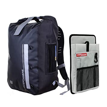 9c35cb2304b4 Overboard Classic Waterproof Backpack Rucksack with Backpack Tidy Insert