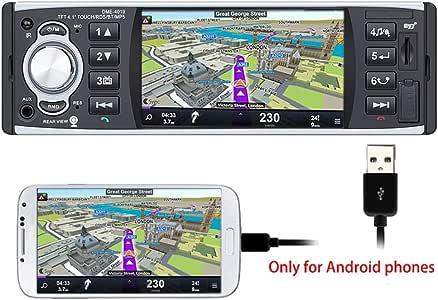 PolarLander Autoradio Bluetooth, Manos Libres Estéreo de