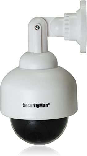 Securityman Dummy Outdoor Indoor Speed Dome Camera with LED SM-2100