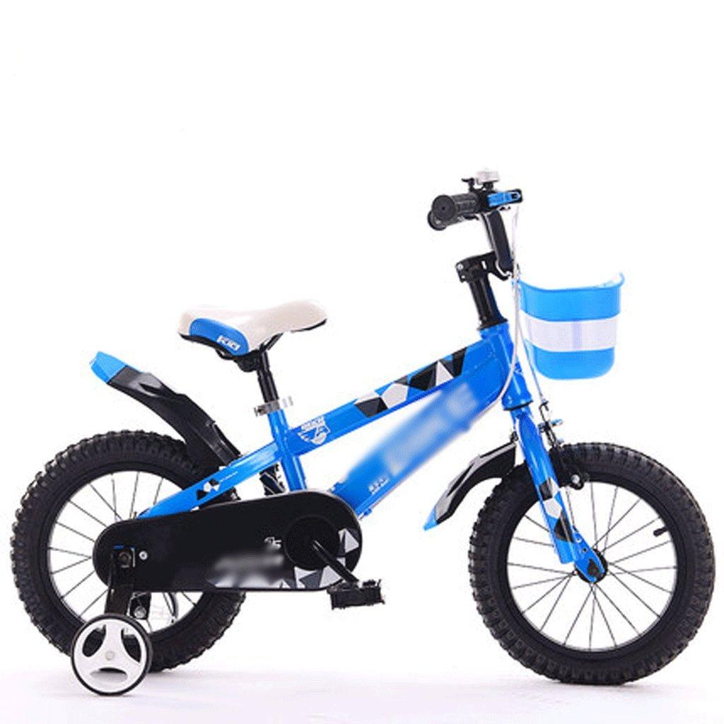 自転車 子供用自転車12/14/16/18インチ3-5-7歳の少年少女の自転車三輪車 (サイズ さいず : 18inch) B07DYF9TSQ18inch