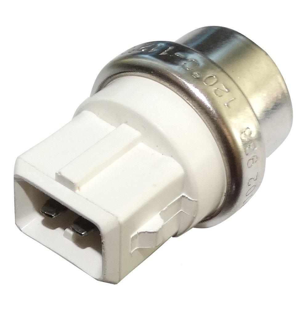 AERZETIX Termocontatto ventola radiatore C19818 compatibile con 191919369A