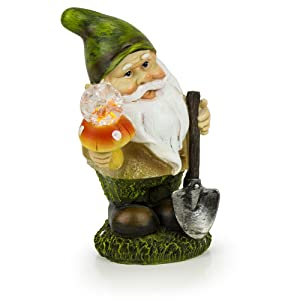 Gnome Solar Garden Light