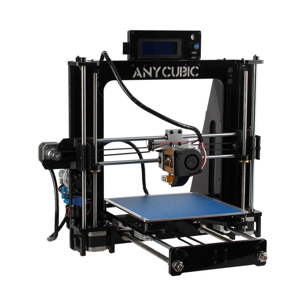 anycubic alta precisión Prusa I3 3d Desktop Printer Self Assembly ...