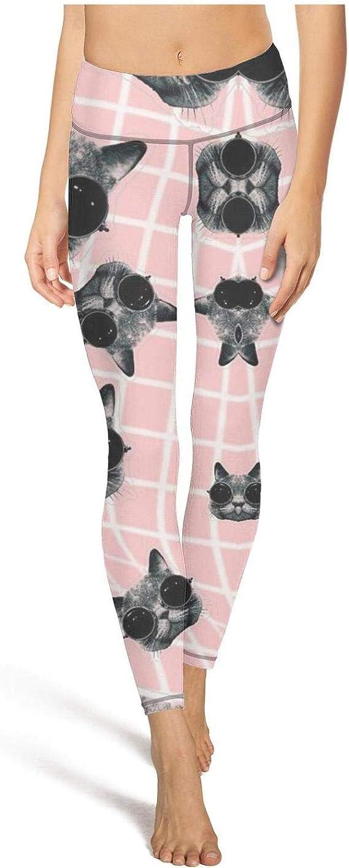 Hipster Cat Leggings