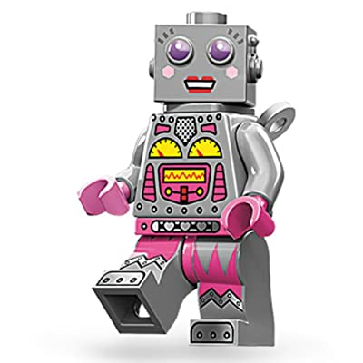 LEGO Minifigures Series 11, Lady Robot: Toys & Games