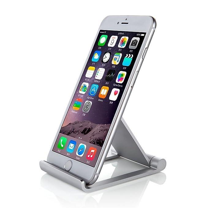 trustop teléfono celular soporte - multi-ángulo de aluminio funda ...