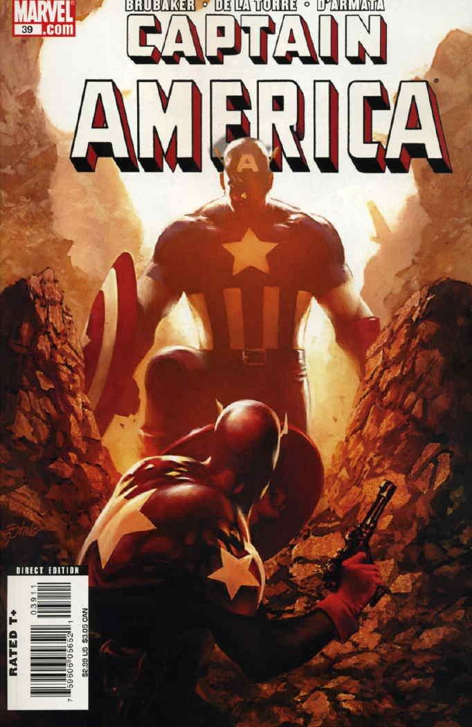 Captain America (5th Series) (2005) #39 pdf epub
