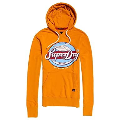Superdry Sudadera M20008HQ ETZ Real Trade Mark L: Amazon.es: Ropa y accesorios