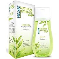Pee Safe Natural Intimate Wash - 105 ml