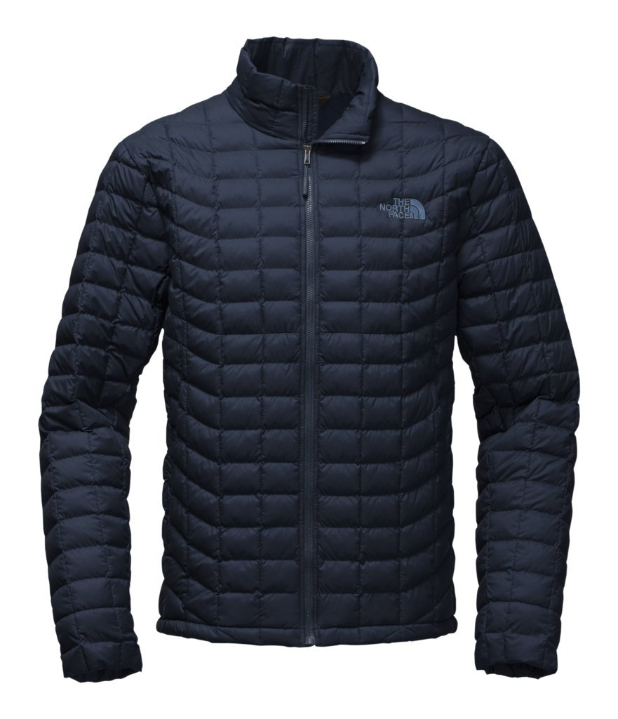 The North Face Mens Thermoball Jacket Urban Navy Matte - L