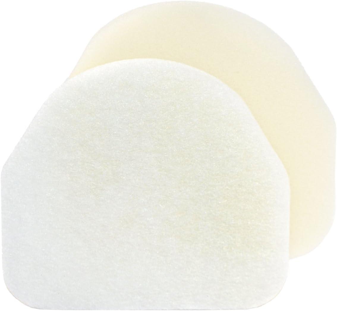 HQRP Foam & Felt Filter Kit for Shark NV201 NV202 NV200C NV202C DuoClean Slim Upright Vacuum Cleaner, XFF450 Replacement Coaster