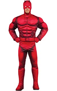 Marvel Rubies Costume Co Mens Daredevil Deluxe