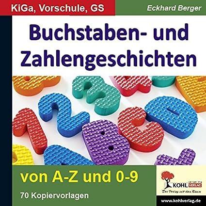 Buchstaben- und Zahlengeschichten ... von A-Z und 0-9, CD-ROM 70 ...