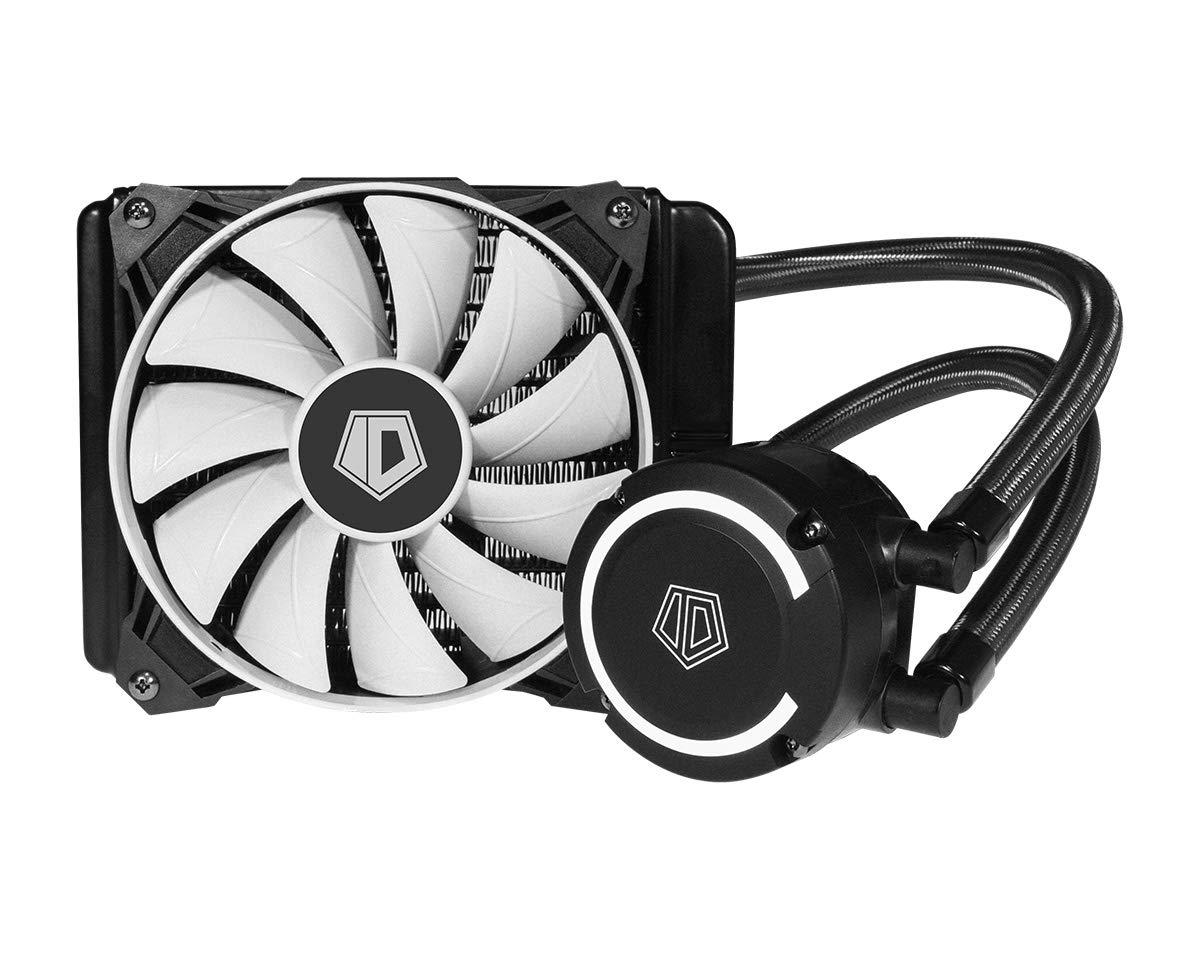 ID-COOLING FROSTFLOW Sistema di Raffreddamento ad Acqua per CPU TDP 200W Raffreddamento ad Alta efficienza Intel/&AMD 120