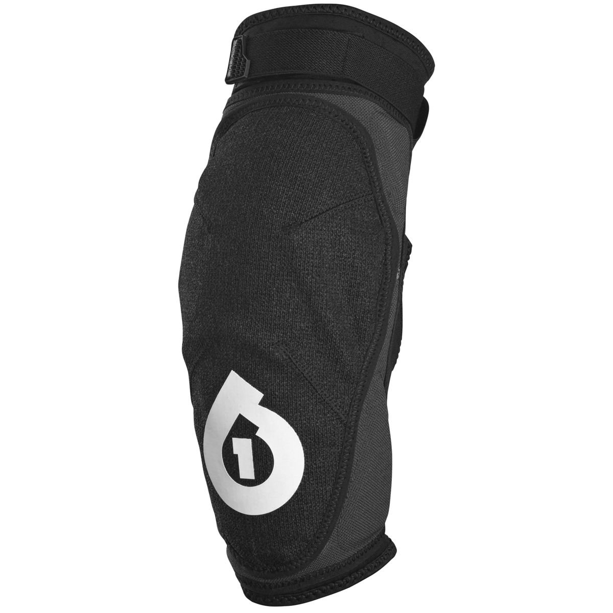 SixSixOne Unisex-Adult Evo Elbow Guard II (Black, Small)