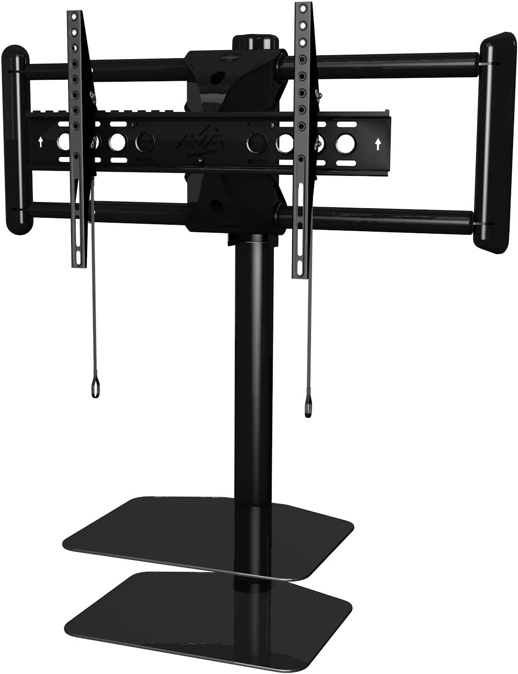 AVF ZSL5502-A Cornermount Corner TV Wall Mount All-in-One for TVs 32 – 70 inch
