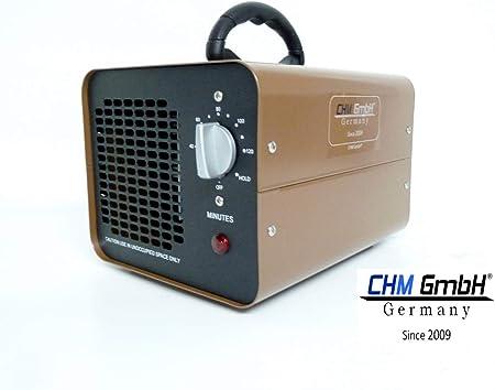 Profesional. Generador de ozono CHM10000 OGLS 10000mg/h ...