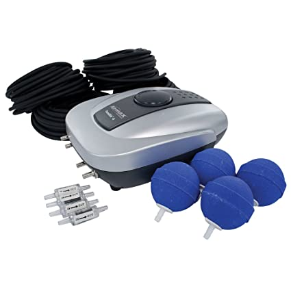 Blue Diamond Envir-o® Et40 Linear Air Pump For Ponds Or Septic Systems For Boats Pet Supplies